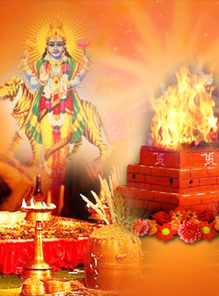 Rahu Mantra Siddhi Japa and Yagna